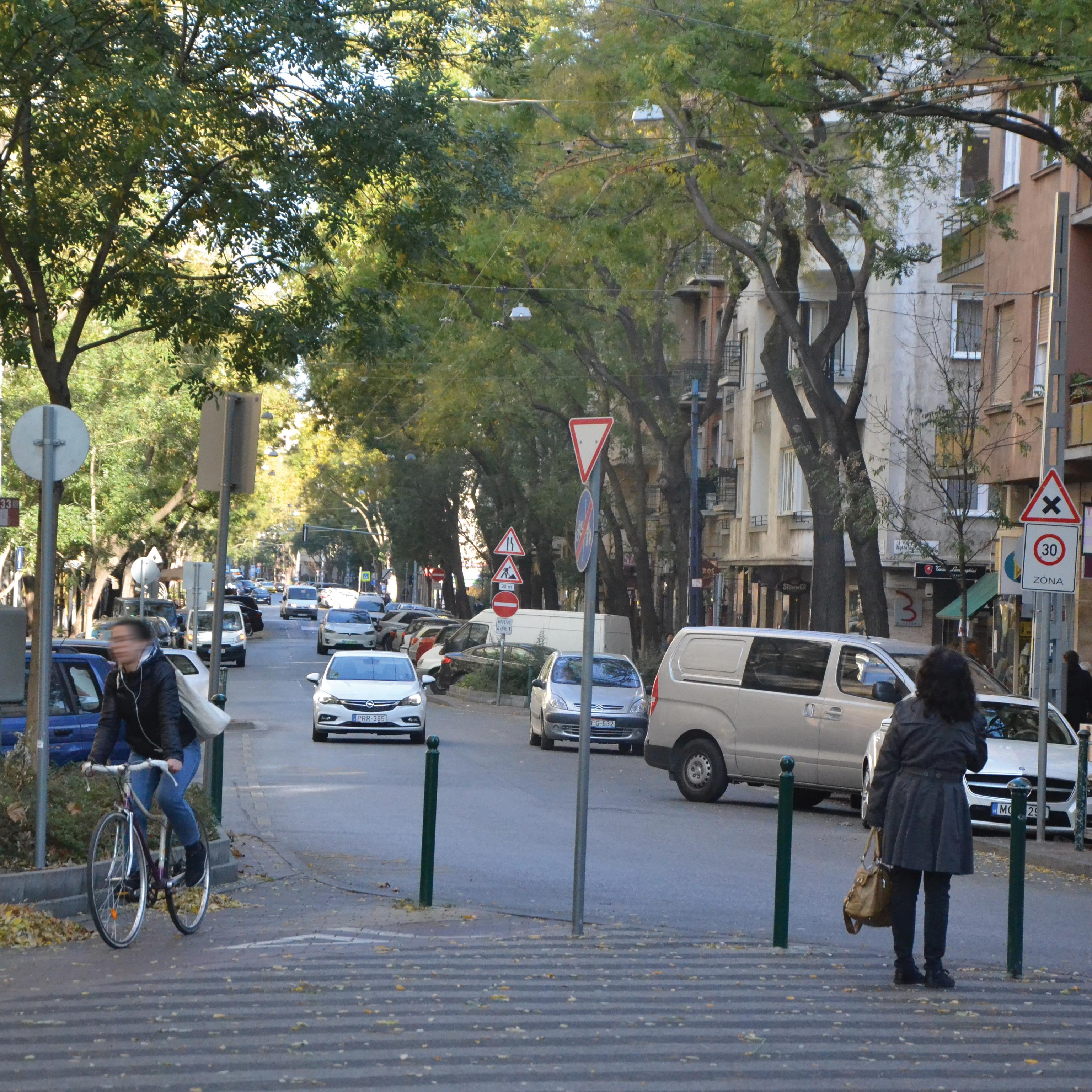 XIII. kerület, Pozsonyi út